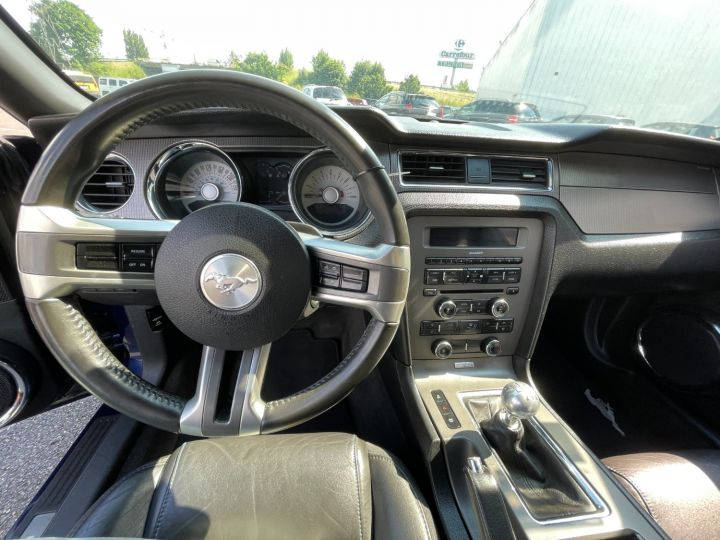 Ford Mustang GT V8 5.0L Bleu - 12