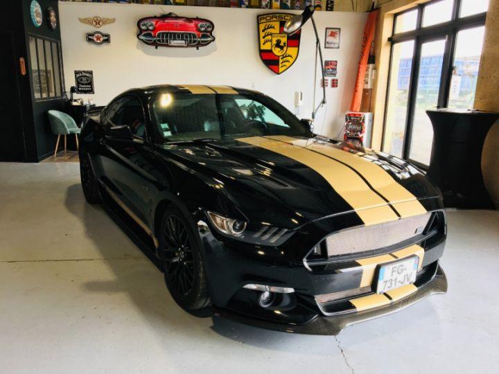 Ford Mustang SHELBY GT-H HERTZ 5.0 V8 Noir - 1