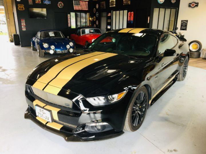 Ford Mustang SHELBY GT-H HERTZ 5.0 V8 Noir - 3