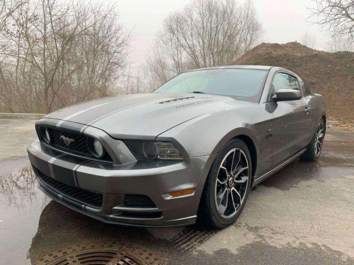 Ford Mustang V8 GT 5,0 L 420 cv US /Garantie 12 Mois / Livraison incluse Gris Magnetic Métallisé - 1