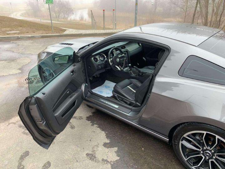 Ford Mustang V8 GT 5,0 L 420 cv US /Garantie 12 Mois / Livraison incluse Gris Magnetic Métallisé - 3