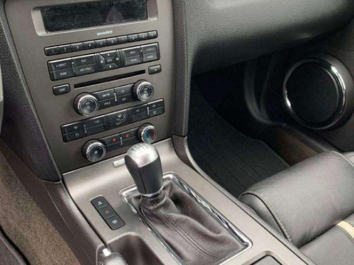 Ford Mustang V8 GT 5,0 L 420 cv US /Garantie 12 Mois / Livraison incluse Gris Magnetic Métallisé - 4