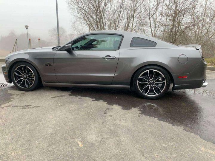 Ford Mustang V8 GT 5,0 L 420 cv US /Garantie 12 Mois / Livraison incluse Gris Magnetic Métallisé - 6