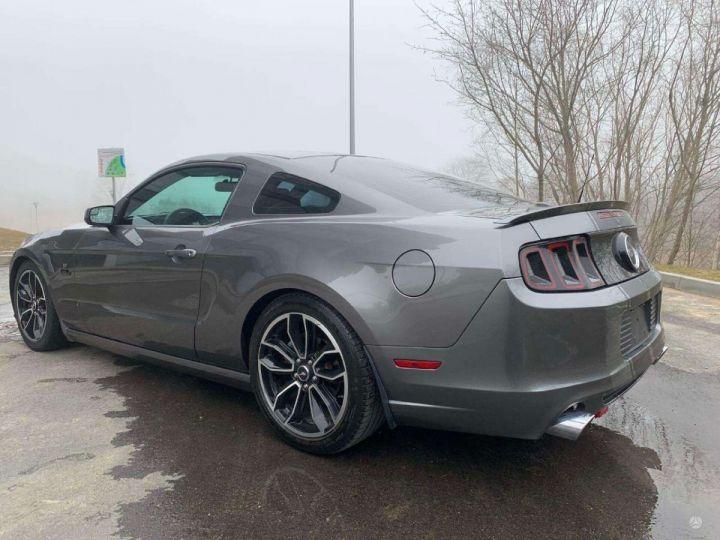 Ford Mustang V8 GT 5,0 L 420 cv US /Garantie 12 Mois / Livraison incluse Gris Magnetic Métallisé - 8
