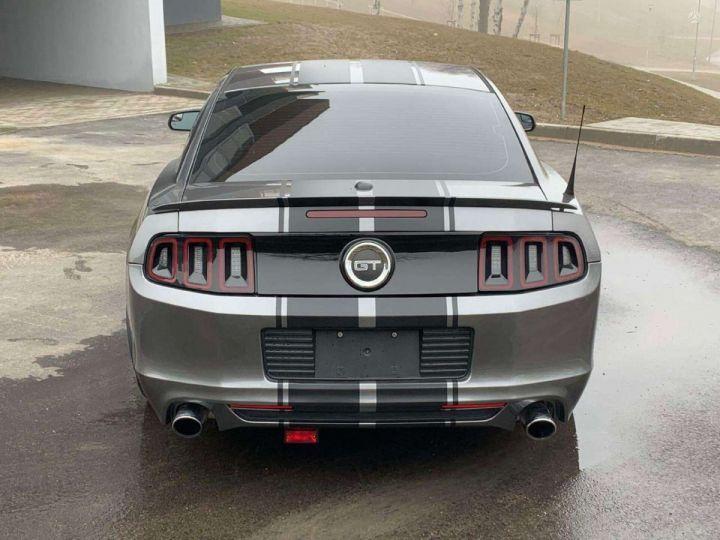 Ford Mustang V8 GT 5,0 L 420 cv US /Garantie 12 Mois / Livraison incluse Gris Magnetic Métallisé - 10