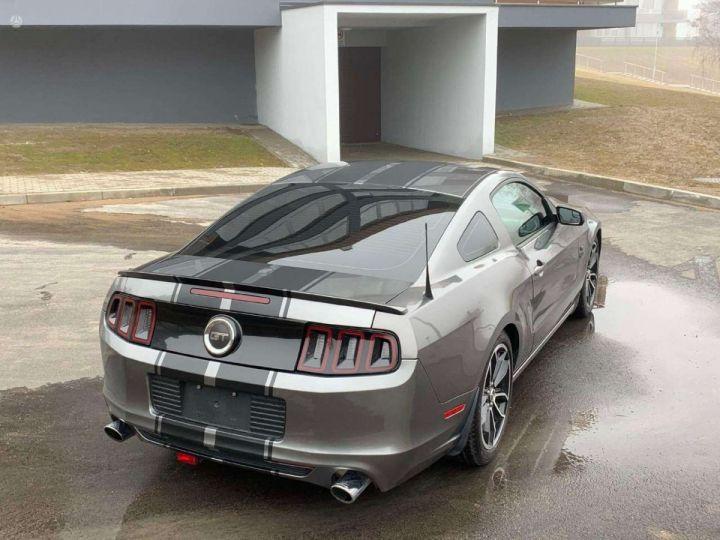 Ford Mustang V8 GT 5,0 L 420 cv US /Garantie 12 Mois / Livraison incluse Gris Magnetic Métallisé - 11