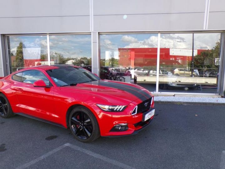Ford Mustang VI FASTBACK 2.3 ECOBOOST BV6  Occasion - 1