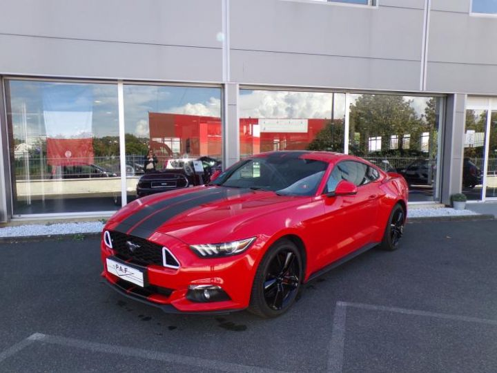 Ford Mustang VI FASTBACK 2.3 ECOBOOST BV6  Occasion - 4
