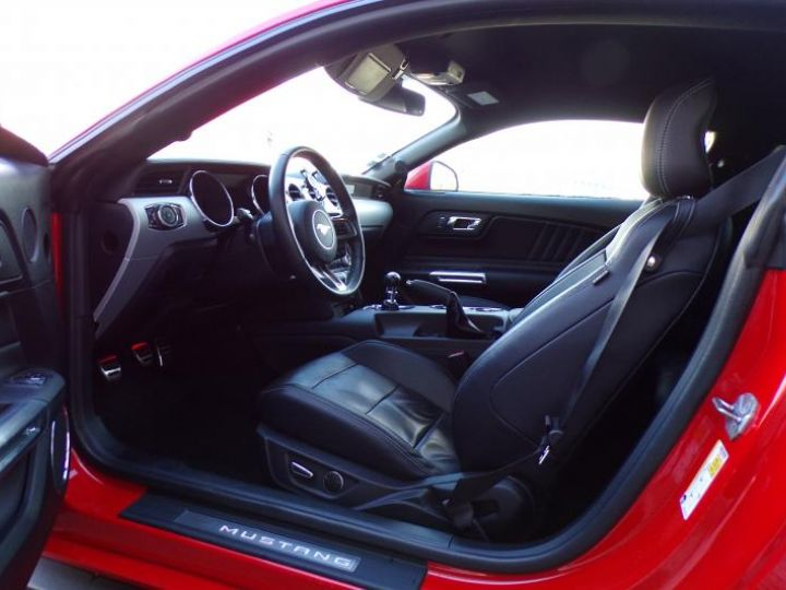 Ford Mustang VI FASTBACK 2.3 ECOBOOST BV6  Occasion - 7