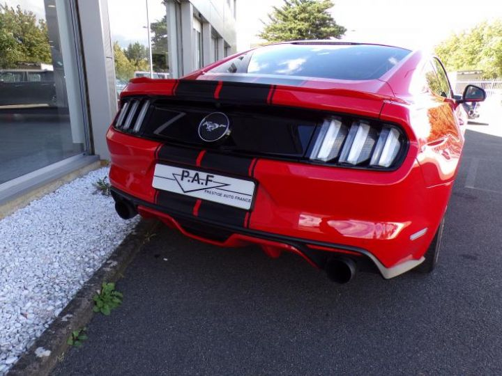 Ford Mustang VI FASTBACK 2.3 ECOBOOST BV6  Occasion - 9