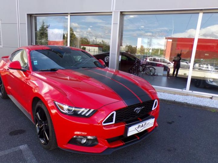 Ford Mustang VI FASTBACK 2.3 ECOBOOST BV6  Occasion - 10