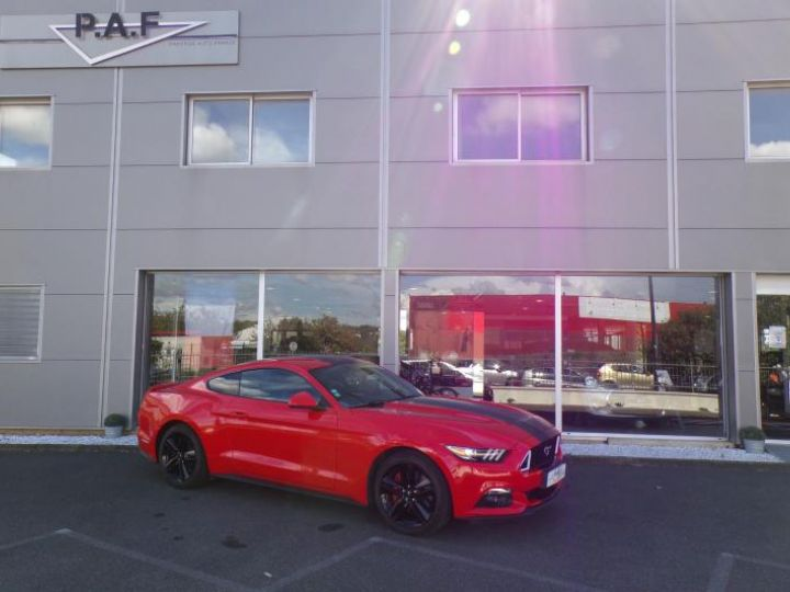 Ford Mustang VI FASTBACK 2.3 ECOBOOST BV6  Occasion - 11
