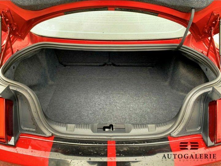 Ford Mustang VI * FASTBACK 5.0 V8 421 cv * GT PREMIUM BVA6 Rouge Candy Métallisé - 8