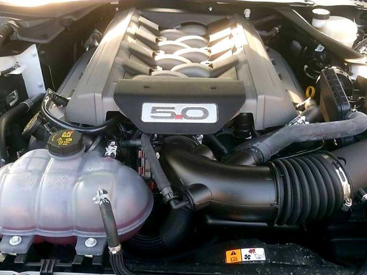 Ford Mustang VI * FASTBACK 5.0 V8 421 cv * GT PREMIUM BVA6 Rouge Candy Métallisé - 14