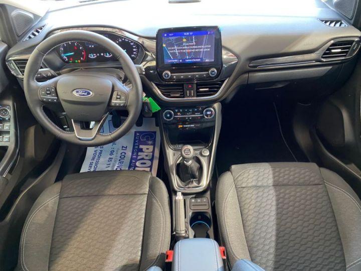 Ford Puma 1.0 ECOBOOST 125 CH MHEV S&S TITANIUM BLANC - 4