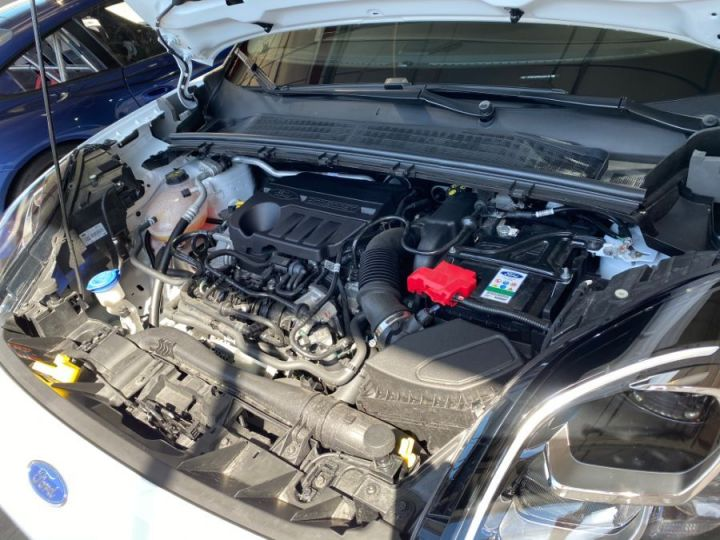 Ford Puma 1.0 ECOBOOST 125 CH MHEV S&S TITANIUM BLANC - 12