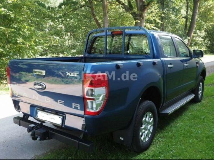 Ford Ranger Bleu Peinture métallisée - 4