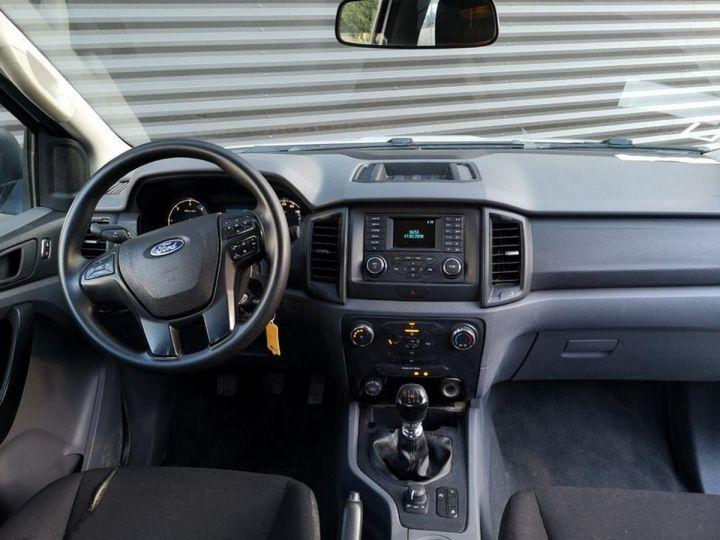 Ford Ranger 2 III 2.2 TDCI 160 SUPER CAB XL PACK. Blanc Verni Occasion - 5