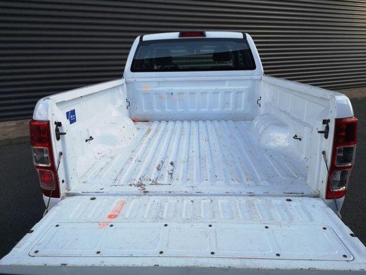 Ford Ranger 2 III 2.2 TDCI 160 SUPER CAB XL PACK. Blanc Verni Occasion - 10