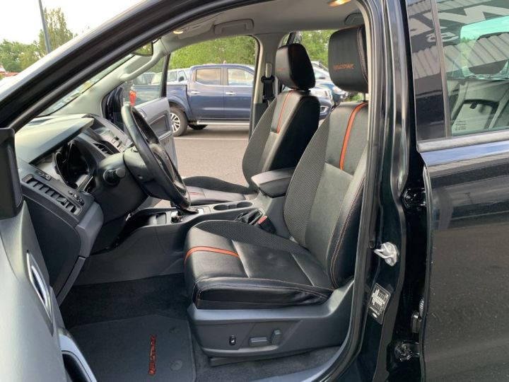 Ford Ranger 3.2 L TDCI 200 CV Wildtrack Boite Auto Noir - 15