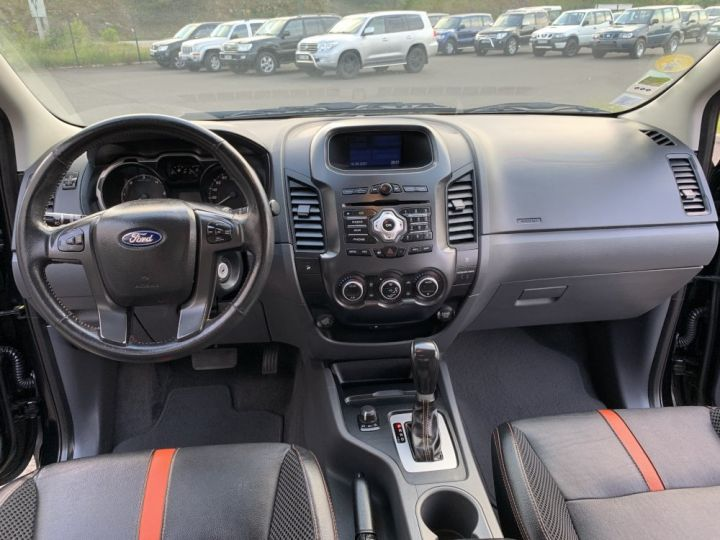 Ford Ranger 3.2 L TDCI 200 CV Wildtrack Boite Auto Noir - 16