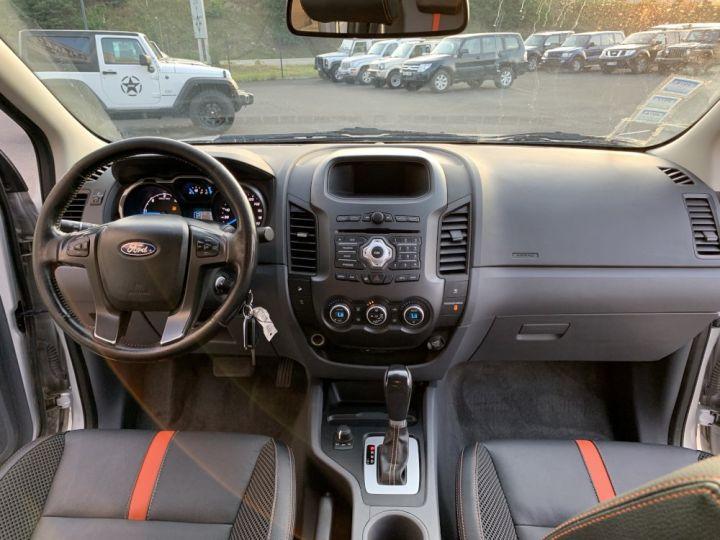 Ford Ranger 3.2 L TDCI 200 CV Wildtrack Boite Auto Gris clair - 15