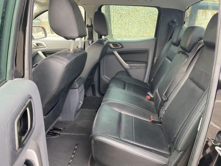 Ford Ranger 3.2 TDCI 200CH DOUBLE CABINE LIMITED BLACK EDITION BVA Noir - 3