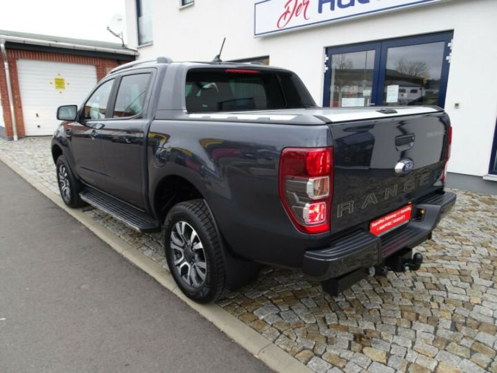 Ford Ranger DOUBLE CABINE  gris royal - 5