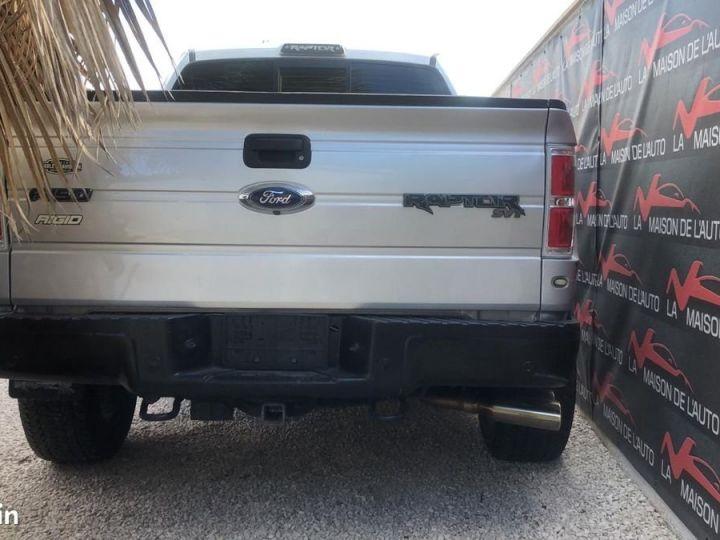 Ford Raptor Ford raptor f150 6,2l v8 supercab / gps / ford sync / camera / garantie et homologation Gris   - 3