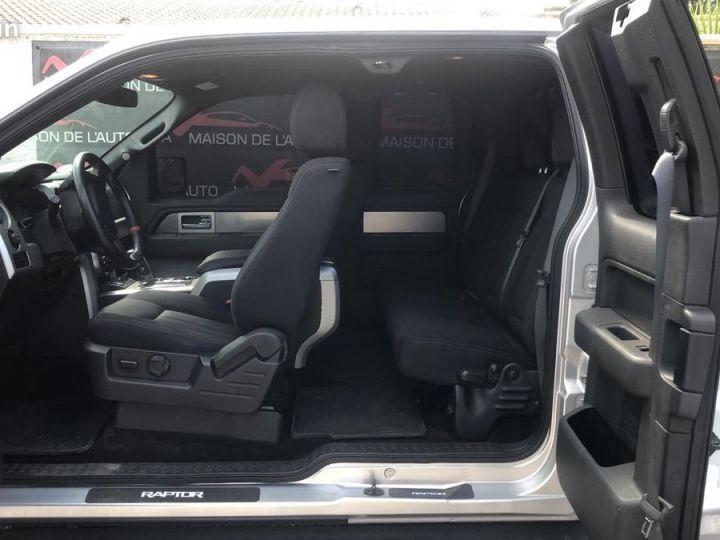 Ford Raptor Ford raptor f150 6,2l v8 supercab / gps / ford sync / camera / garantie et homologation Gris   - 4