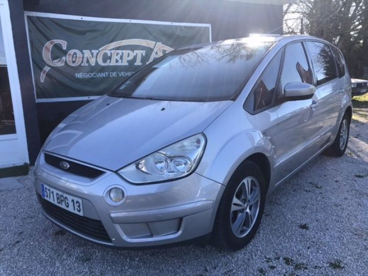 Ford S-MAX CONFORT GRIS METAL Occasion - 1