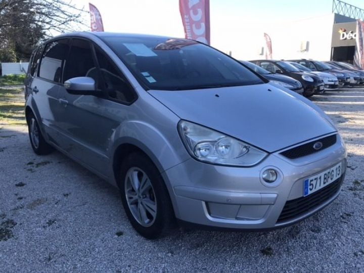 Ford S-MAX CONFORT GRIS METAL Occasion - 2