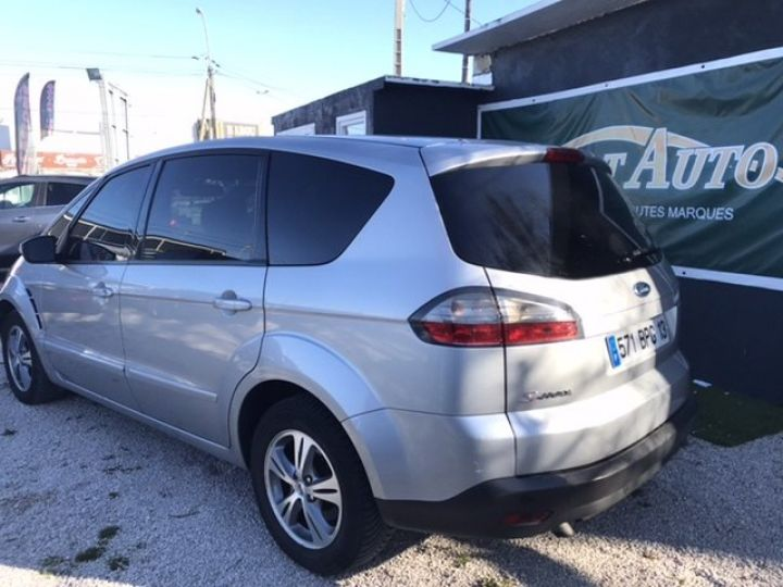 Ford S-MAX CONFORT GRIS METAL Occasion - 3