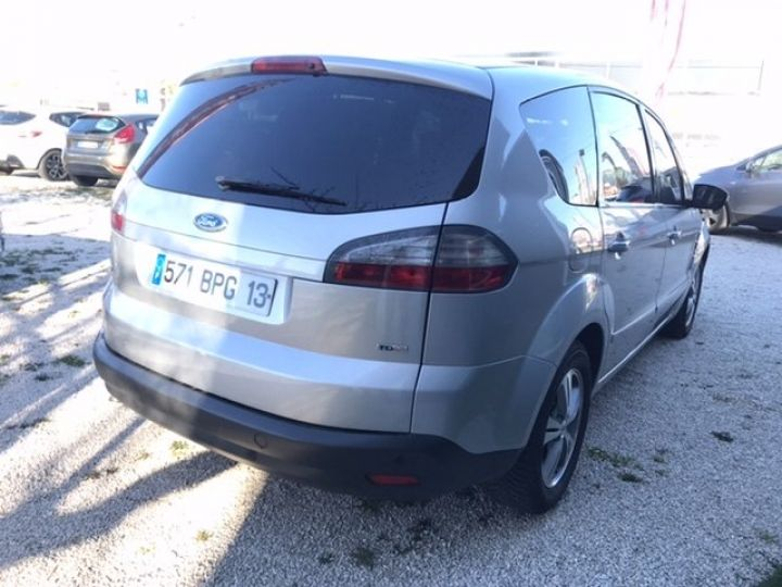 Ford S-MAX CONFORT GRIS METAL Occasion - 4