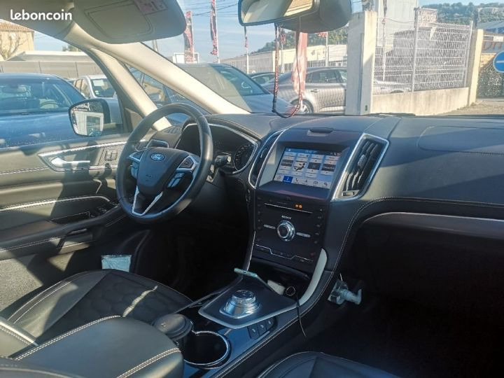 Ford S-MAX vignale BLANC METAL Occasion - 5