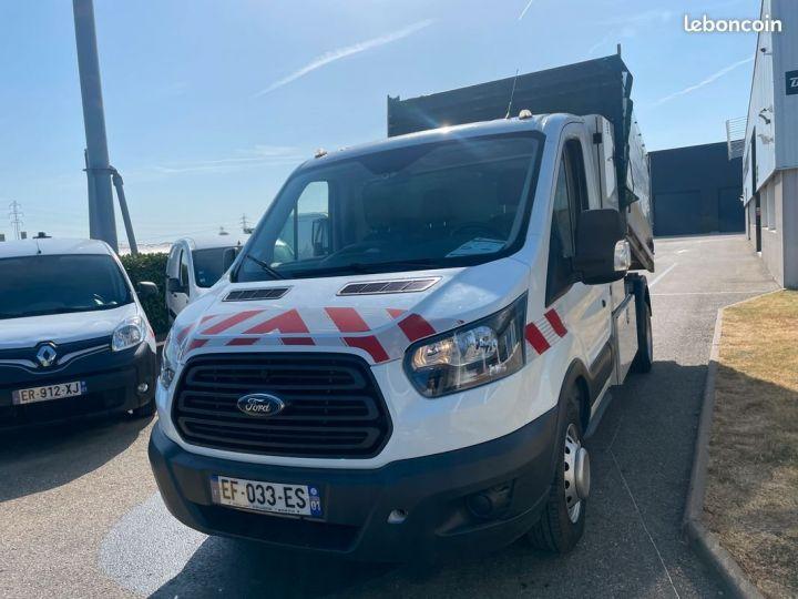 Ford Transit benne coffre paysagiste 170cv 2016  - 2