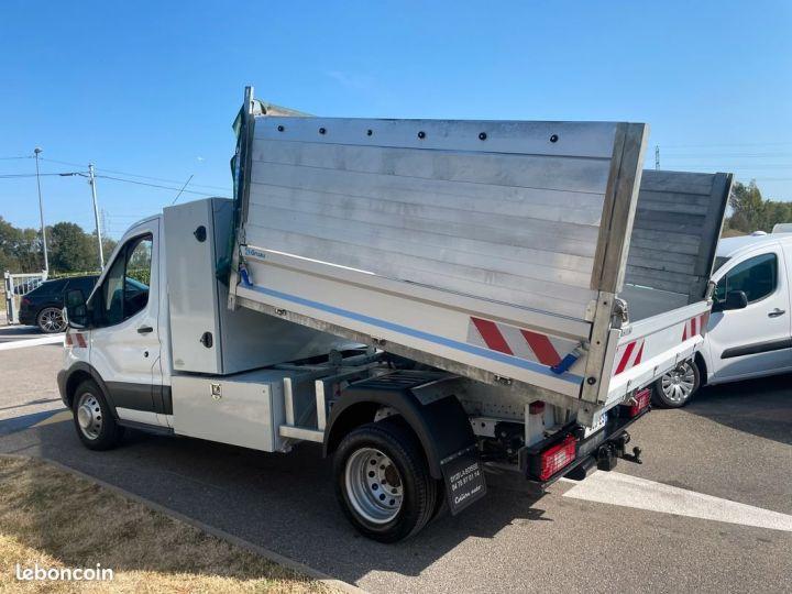 Ford Transit benne coffre paysagiste 170cv 2016  - 3