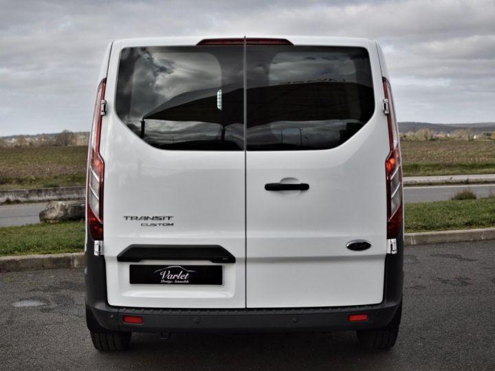 Ford Transit FORD TRANSIT CUSTOM L2H1 2.0 TDCI 170 1ère main CLIM RADAR CAMERA GPS EXCELLENT ÉTAT TVA RÈCUP BLANC - 5