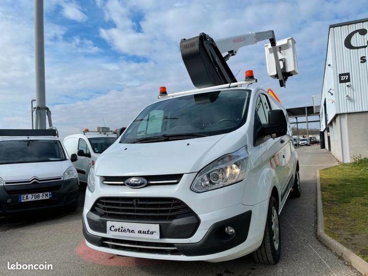 Ford Transit l2h1 nacelle Klubb 2018  - 2