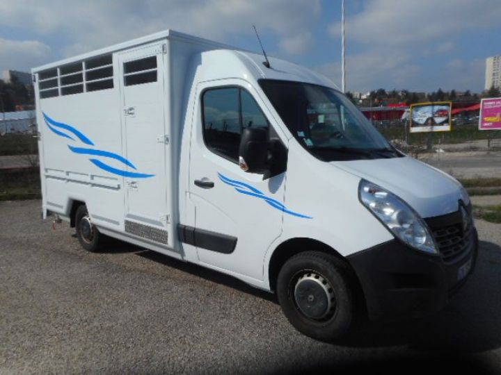 Fourgon Renault Master Betaillère DCI 135 BETAILLERE  - 1