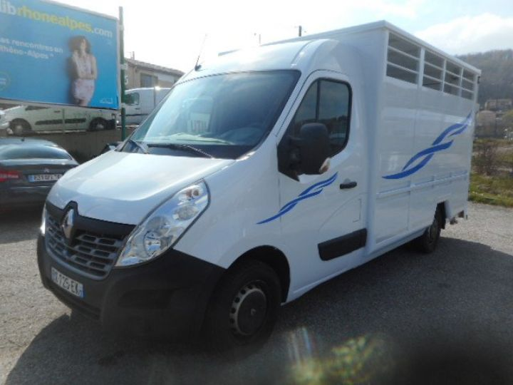 Fourgon Renault Master Betaillère DCI 135 BETAILLERE  - 2
