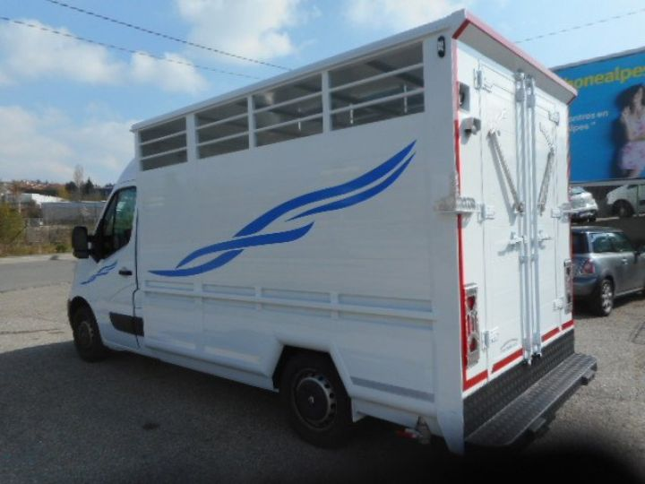 Fourgon Renault Master Betaillère DCI 135 BETAILLERE  - 3