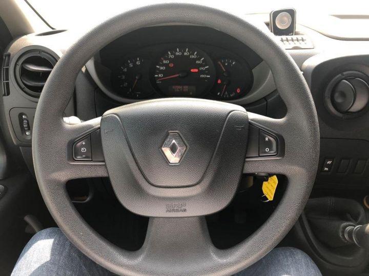 Fourgon Renault Master Caisse fourgon + Hayon élévateur 150 cv BLEU - 11
