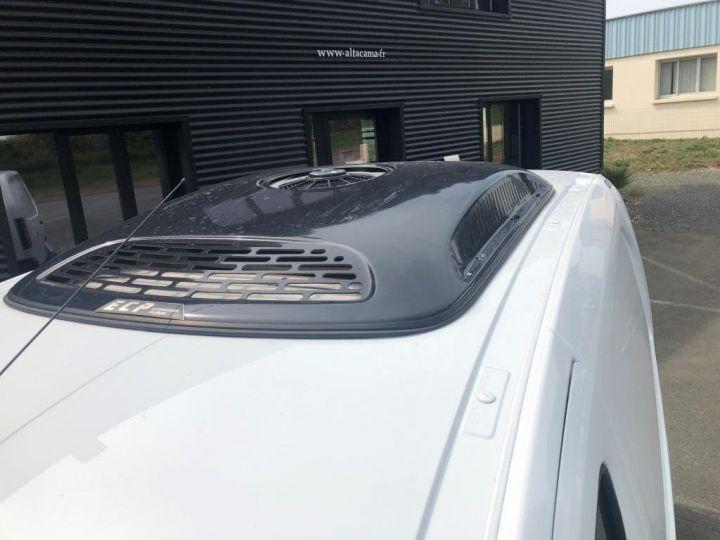Fourgon Citroen Berlingo Caisse frigorifique BLANC - 8