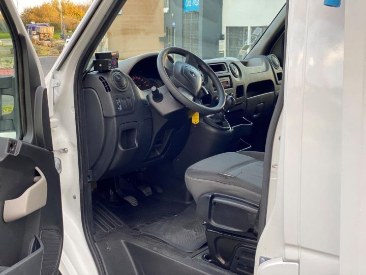 Fourgon Renault Master Caisse frigorifique 125 CV FOURGON FRIGORIFIQUE MULTI TEMPERATURE FRC X BLANC - 5