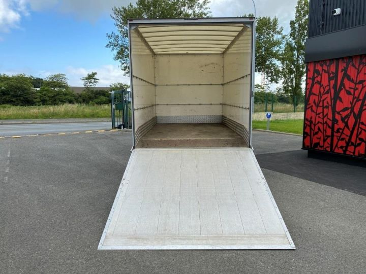 Fourgon Renault Master Chassis cabine 125 CV FOURGON 17m3 PAN COUPE DOUBLE CABINE 7 PLACES RAMPE ALUMINIUM MANUELLE   BLANC - 3
