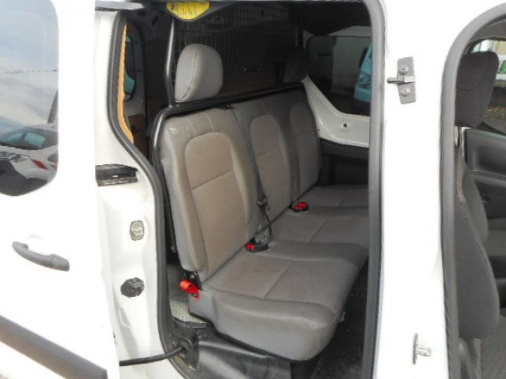 Fourgon Citroen Berlingo Fourgon Double cabine HDI 100 5 PLACES  Occasion - 5