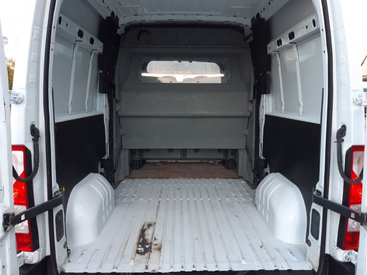 Fourgon Renault Master Fourgon Double cabine 3.5 L2H2 2.3 DCI 110CH CABINE APPROFONDIE  BLANC - 5