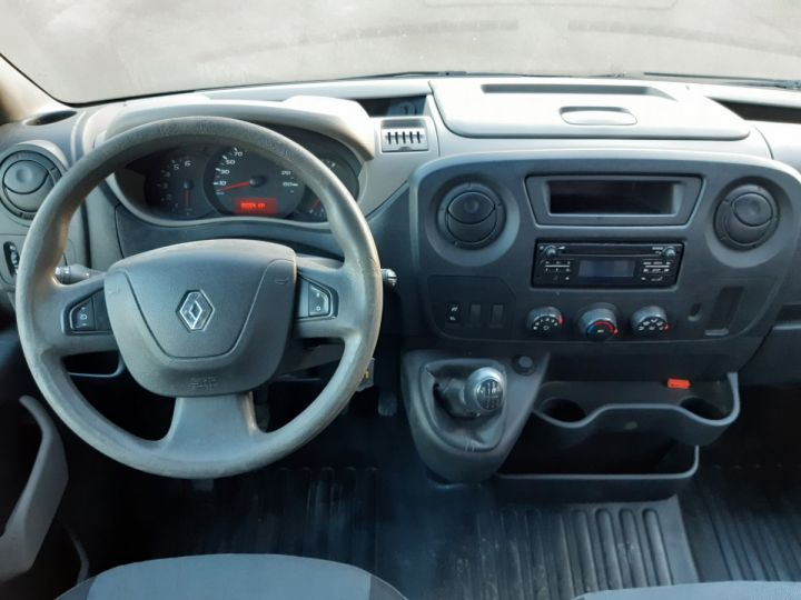 Fourgon Renault Master Fourgon Double cabine 3.5 L2H2 2.3 DCI 110CH CABINE APPROFONDIE  BLANC - 10