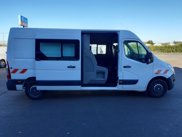 Fourgon Renault Master Fourgon Double cabine 3T5 L3H2 2.3 DCI 145CH CABINE APPROFONDIE 7 PLACES BLANC - 6